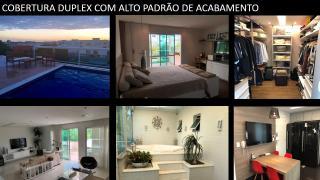 Rio de Janeiro: Cobertura Espetacular Jardim Oceânico 1