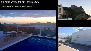 Rio de Janeiro: Cobertura Espetacular Jardim Oceânico 6