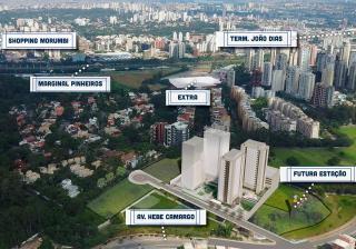 São Paulo: Apartamentos Morumbi 8