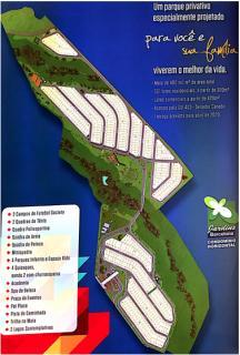 Senador Canedo: Lote de 338 m2 no Jardins Barcelona (grande oportunidade de investimento, R$ 40.000,00 ág) 1