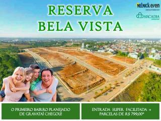 Gravataí: Loteamento de Terrenos - Reserva Bela Vista - Gravataí - Bairro Planejado ALTO PADRÃO 1