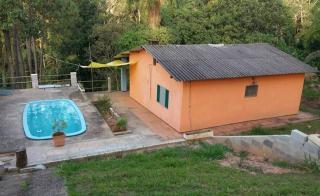 Campo Limpo Paulista: Chácara em região nobre de chácaras com piscina 1