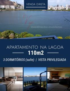 Rio de Janeiro: APARTAMENTO NA LAGOA 1