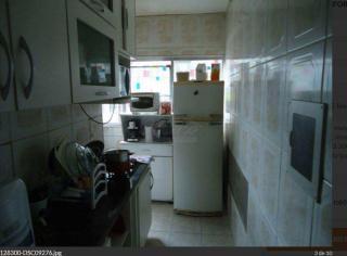 São Vicente: Apartamento de frente para praia 3