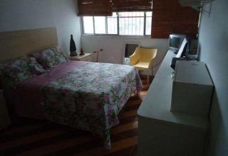 São Vicente: Apartamento de frente para praia 6