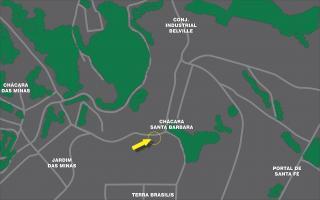 Itupeva: Oito (08) terrenos localizados no Residencial Pacaembú II 2
