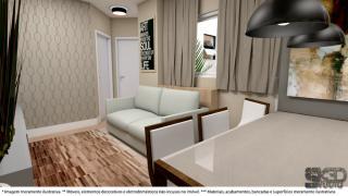 Santo André: Apartamento e Cobertura 02 dormitorios Santo Andre 2