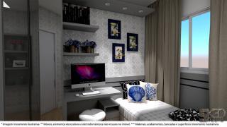 Santo André: Apartamento e Cobertura 02 dormitorios Santo Andre 4