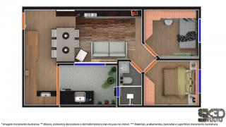 Santo André: Apartamento e Cobertura 02 dormitorios Santo Andre 7