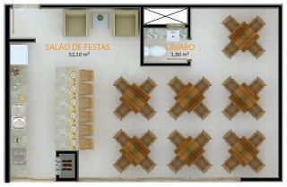 Camboriú: Apartamento em Camboriú 1 suíte + 1 dormitório 3