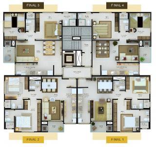 Camboriú: Apartamento em Camboriú 2 suítes 2