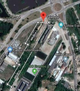 Pelotas: 11.000 m² com prédio 430 m²  PELOTAS RS 3