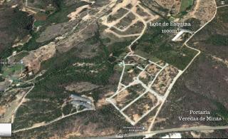 Jequitibá: Lote 1000m² no Condominio Veredas de Minas em Jequitibá - MG 1