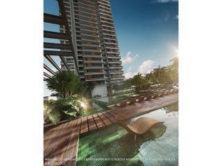 São Paulo: Breve Lançamento Brooklin 45 andares com lindo PARQUE 1