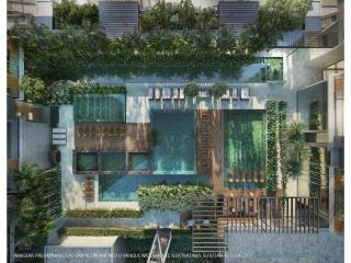 São Paulo: Breve Lançamento Brooklin 45 andares com lindo PARQUE 3