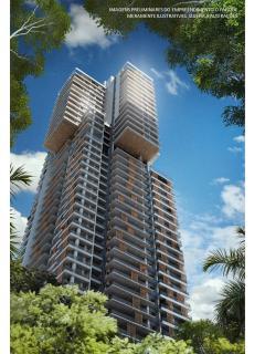 São Paulo: Breve Lançamento Brooklin 45 andares com lindo PARQUE 4