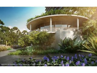 São Paulo: Breve Lançamento Brooklin 45 andares com lindo PARQUE 6