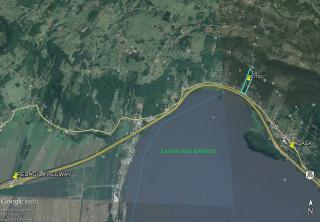 Santo Antônio da Patrulha: Santo Antônio da Patrulha - sítio grande, 97 m de frente para RS-030, vista p/ Lagoa dos Barros 3