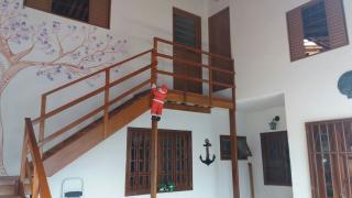 Brasília: Vendo a minha casa, mobiliada, no Lago Sul, 4qts(3sts), piscina, churrasqueira, pomar, apartamento independentes no sotão. 3