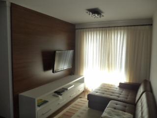 São Paulo: Apartamento novo, 4 dormitórios, sendo 1 suíte, com armários embutidos em todos os cômodos, varanda com churrasqueira; 2 vagas + depósito 1