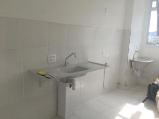 Rio de Janeiro: Aluga-se apartamento c/ 2 quartos na Estrada do Mato Alto próximo ao ParkShopping campo grande 5