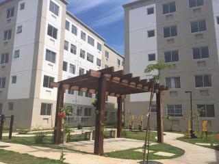 Rio de Janeiro: Aluga-se apartamento c/ 2 quartos na Estrada do Mato Alto próximo ao ParkShopping campo grande 7