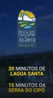 Lagoa Santa: lotes de 1000m2 a 15km de lagoa santa parcelas de 465,00 6