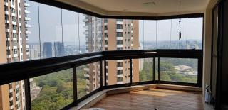 """São Paulo: Apartamento """"com vista espetacular"""" no Panamby, 244m2, com 3/4 suites, lazer TOP 1"""