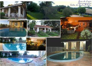 Campo Limpo Paulista: Chácara Farm Residence Padrão A, ótima valorização, região Nobre, Terr 2.000m, Área constr 780m 3