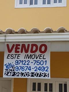 São Gonçalo: Casa em condomínio 4 Qts, Piscina e churrasqueira 2