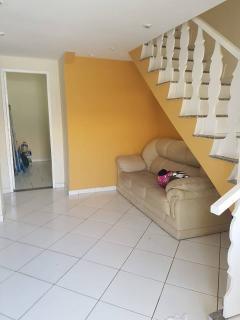 São Gonçalo: Casa em condomínio 4 Qts, Piscina e churrasqueira 8