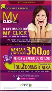 São Paulo: My click Morumbi 1