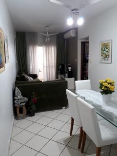 Santos: Ótimo Apartamento próximo canal 3 - Santos 1