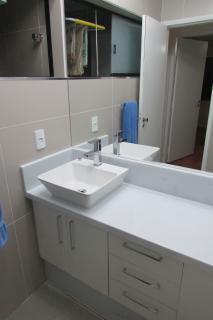 São Paulo: Apartamento duplex mobiliado com varanda e vaga coberta 8