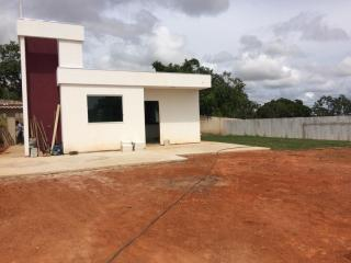 Lagoa Santa: Casa nova, 03 quartos, suite, lote de 525,00m² em condomínio fechado 1