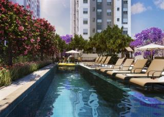 São Paulo: Apartamento com 2 quartos, opção de garagem, FRENTE Shopping Cantareira e ao lado Sonda Supermercados 3