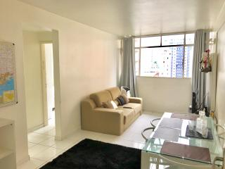 São Paulo: Apartamento mobiliado prox Av Paulista 7