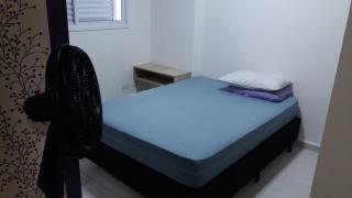 Mongaguá: Belo apto mobiliado, 2 dorm., prédio na praia  em Mongaguá-São Paulo 4
