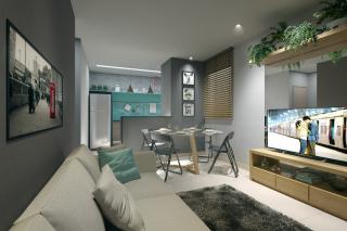 Contagem: Apartamento 100% Financiado na Região da Pampulha 2
