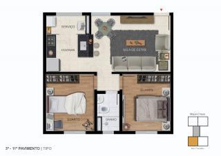 Contagem: Apartamento 100% Financiado na Região da Pampulha 8