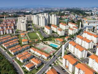 Ferraz de Vasconcelos: Apto 48m², 2Dorms, Parque dos Sonhos, Ferraz de Vasconcelos 4