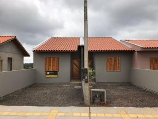 Canoas: Casa 02 dormitórios no loteamento Província de São Pedro Canoas RS 1