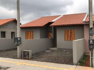 Canoas: Casa 02 dormitórios no loteamento Província de São Pedro Canoas RS 2