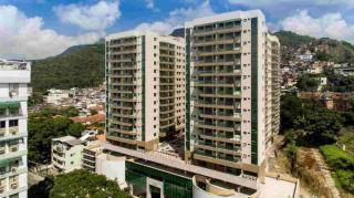 Rio de Janeiro: Apartamento pronto para morar na Tijuca 2 quartos 1 suite 2