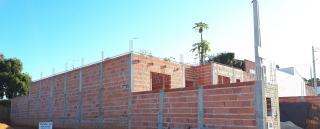 Cerquilho: Obra adiantada, 2 casas geminadas em lote no Centro de Cerquilho, terreno de 275m2 3
