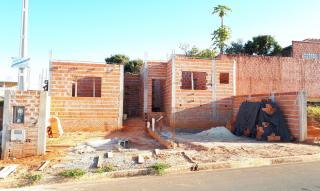 Cerquilho: Obra adiantada, 2 casas geminadas em lote no Centro de Cerquilho, terreno de 275m2 5