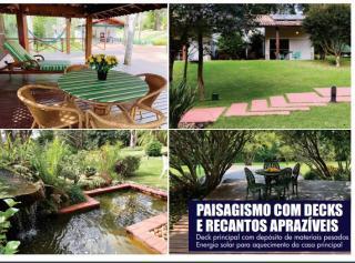 Mairiporã: Chacára em São Paulo beleza, conforto, modernidade, paisagismo , segurança e lazer ideal para pousada 7
