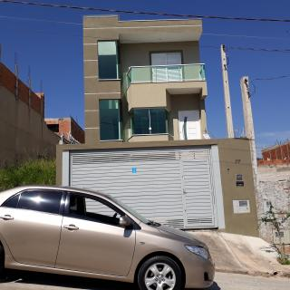 Caieiras: Casa nova com 3 suítes, cozinha planejada, churrasqueira lavabo e 4 vagas. 1