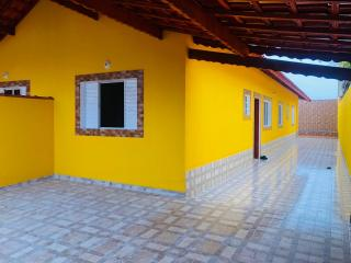 Mongaguá: Casa com 2 dormitórios à venda, 81 m² por R$ 275.000,00 - Vila Seabra - Mongaguá/SP 3