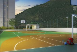 Santos: Apto 2 Dorms 1 Suíte, Área Privativa; Churrasqueira, Complexo Aquático, Academia, Cinema, Ar Condicionado 8